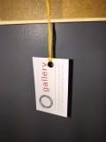 back of frame label